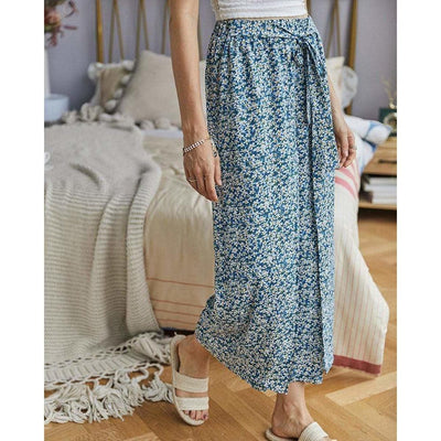 bohochicclothing Pants & Capris SUMMER PRINTED LOOSE TROUSER boho  chic clothing