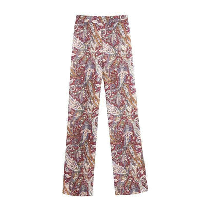 bohochicclothing Pants & Capris VINTAGE WIDE LEGS PANTS boho  chic clothing