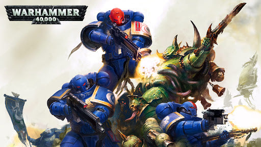 How to build a list in Warhammer 40K