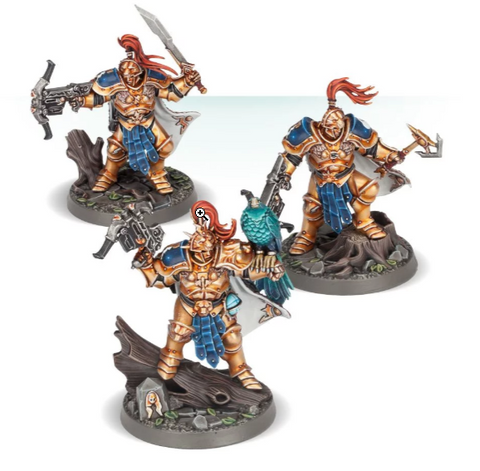 Stormcast Eternals The Farstriders