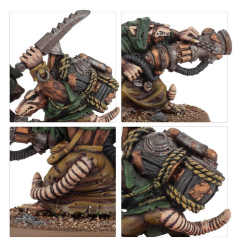 Warpfire Thrower