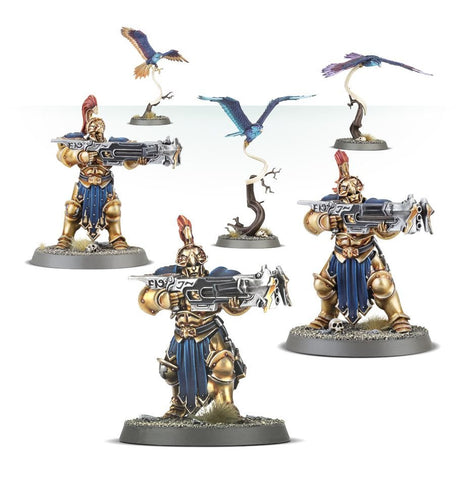 Vanguard Raptors with Hurricane Crossbows& Aetherwings
