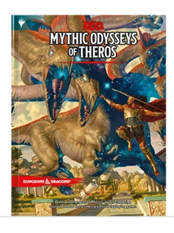 Mythic Odyssey of Theros