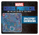 Marvel Crisis Protocol: Spaceport Showdown Playmat