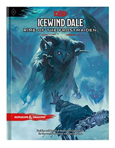 Dungeons & Dragons: Icewind Dale: Rime the Frostmaiden (Sept 15th Release)