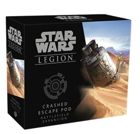Star Wars Legion - Crashed Escape Pod Battle Field Expansion
