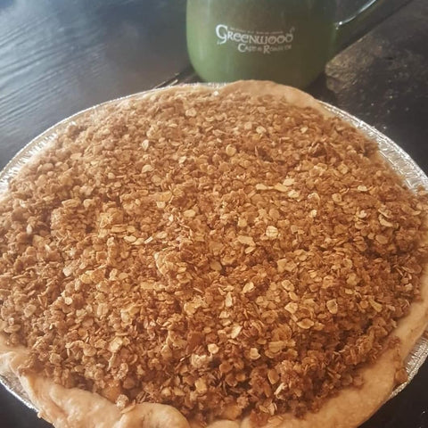 Apple Crumble and Organic Coffee Deal Pre-Order
