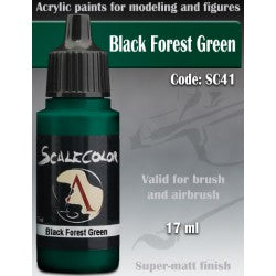 Scale75 BLACK FOREST GREEN