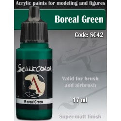 Scale75 BOREAL GREEN