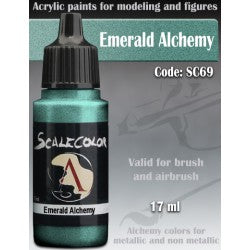 Scale75 EMERALD ALCHEMY