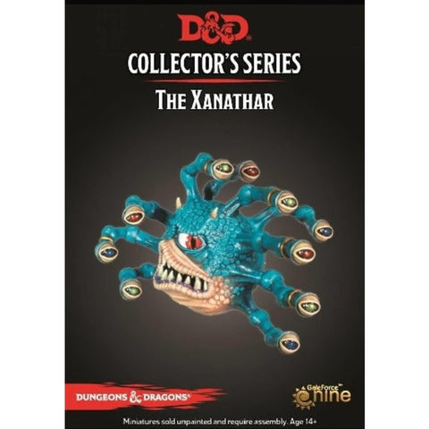 Dungeons & Dragons: Mini - The Xanathar (Collector's series)