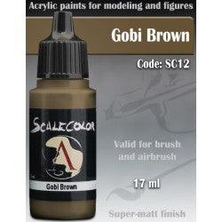 Scale75 GOBI BROWN