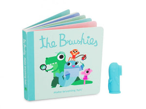 Brushies! Walla Whale Puppet Toothbrush & Book