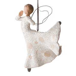 Song Of Joy Ornament - Willow Tree