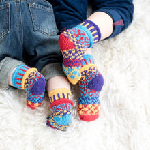 Load image into Gallery viewer, Solmate Socks: Firefly Baby Two Pair with a Spare!