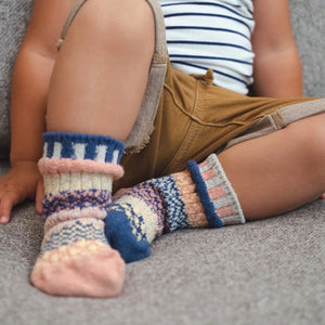 Solmate Socks: Pearl Kids Pair with a Spare!