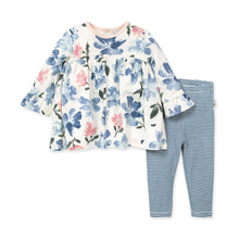 Load image into Gallery viewer, Organic Cotton Botanical Gardens Tunic & Legging Set