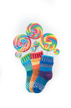 Load image into Gallery viewer, Solmate Socks: Prism Kids Pair with a Spare!