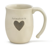 Load image into Gallery viewer, Mug: Friendship Heart