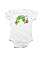 Load image into Gallery viewer, The Very Hungry Caterpillar Book Onesie