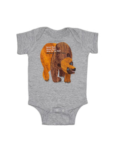 Brown Bear, Brown Bear, What Do You See? Book Onesie