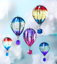 Load image into Gallery viewer, Hot Air Balloon Suncatcher