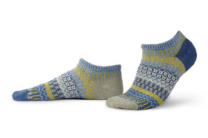Solmate Socks: Chicory Adult Ankle