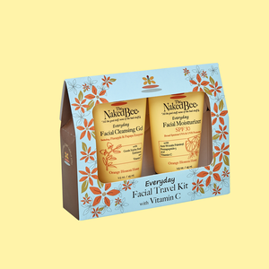 Everyday Facial Kit, Orange Blossom & Honey