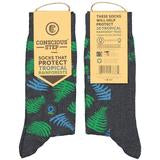 Socks that Protect Tropical Rainforests