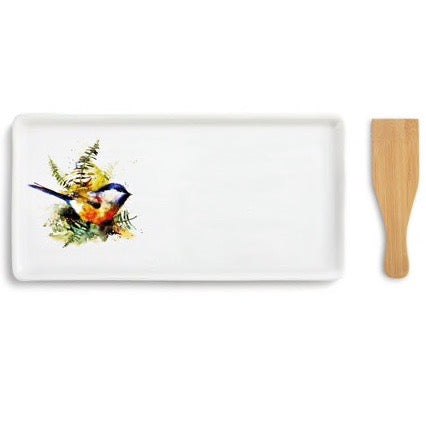 Chickadees Appetizer Tray