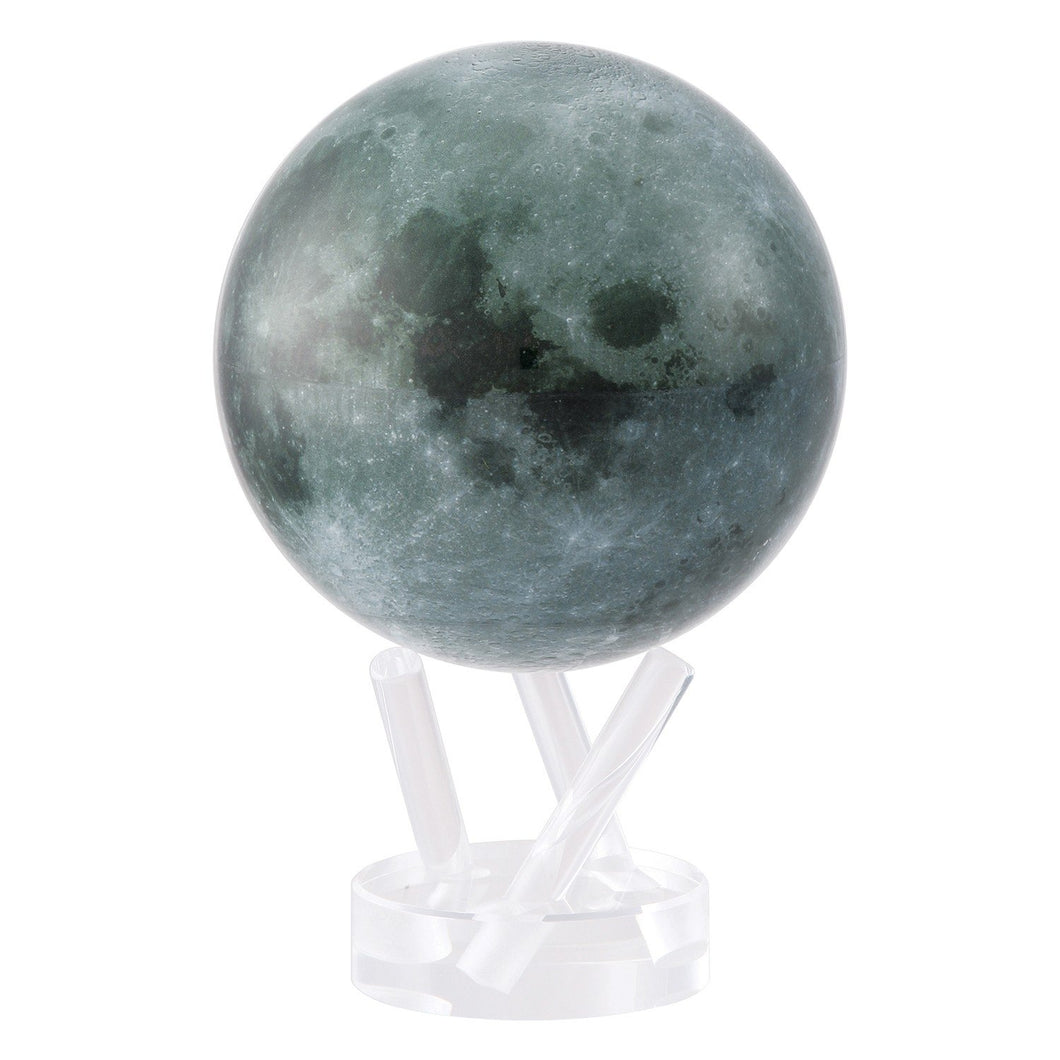 Perpetual Motion Moon Globe