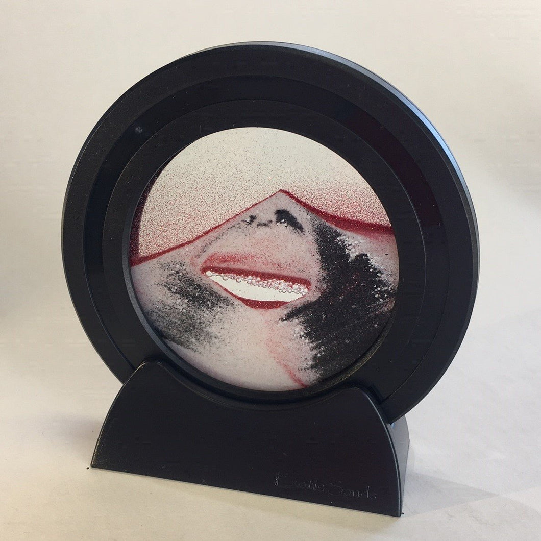 Fluid Sand Art ~ Mini ~ Volcano