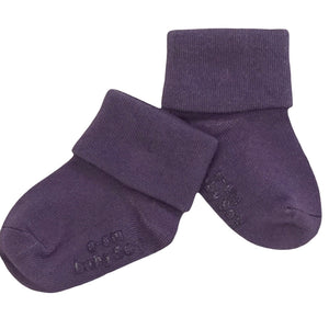 Beanie & Sock Set - Wineberry