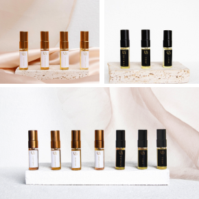 Fargeot Natural Perfumes - Discovery Packs