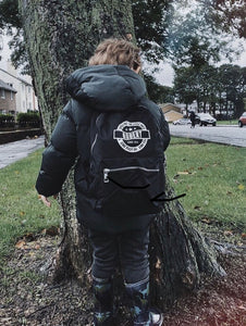 Band Logo Backpack