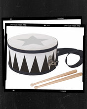 Load image into Gallery viewer, Wooden Drum