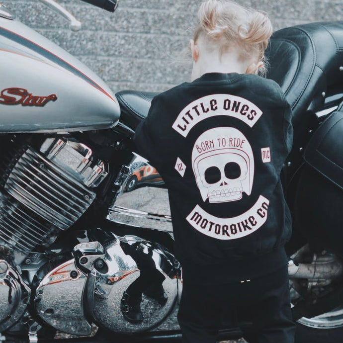 Motorbike Co Sweater