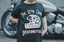 Load image into Gallery viewer, The Little Ones Motorbike Co T-Shirt