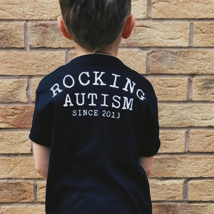 Rocking Autism T-Shirt