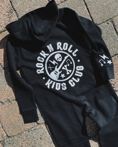 Rock n Roll Kids Club Onesie