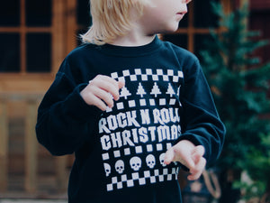 Rock N Roll Christmas T-Shirt