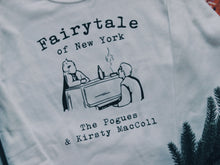 Load image into Gallery viewer, Fairytale of New York T-Shirt