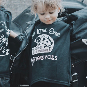 The Little Ones Motorbike Co T-Shirt