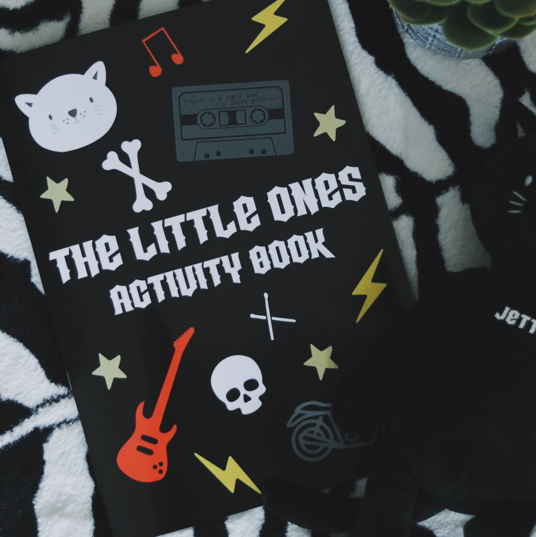 The Little Ones Activity Book