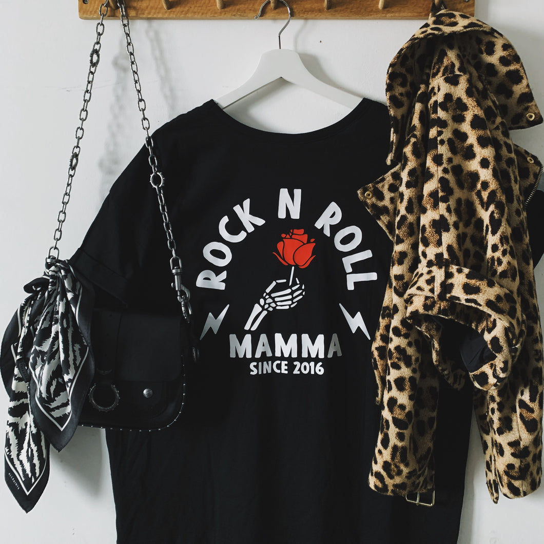 Rock and Roll Mamma T-Shirt