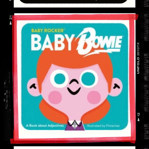 Baby Bowie Book