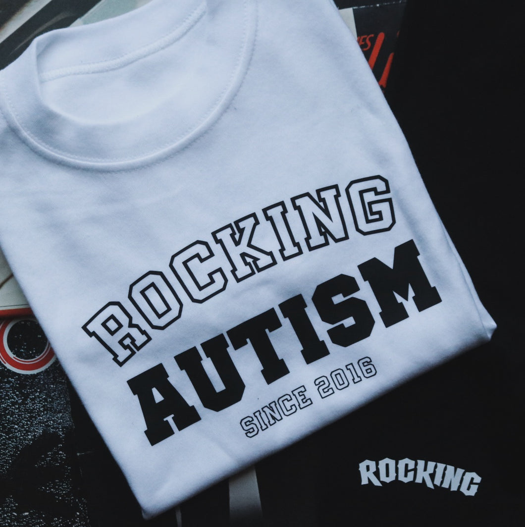 Rocking Autism Preppy T-Shirt