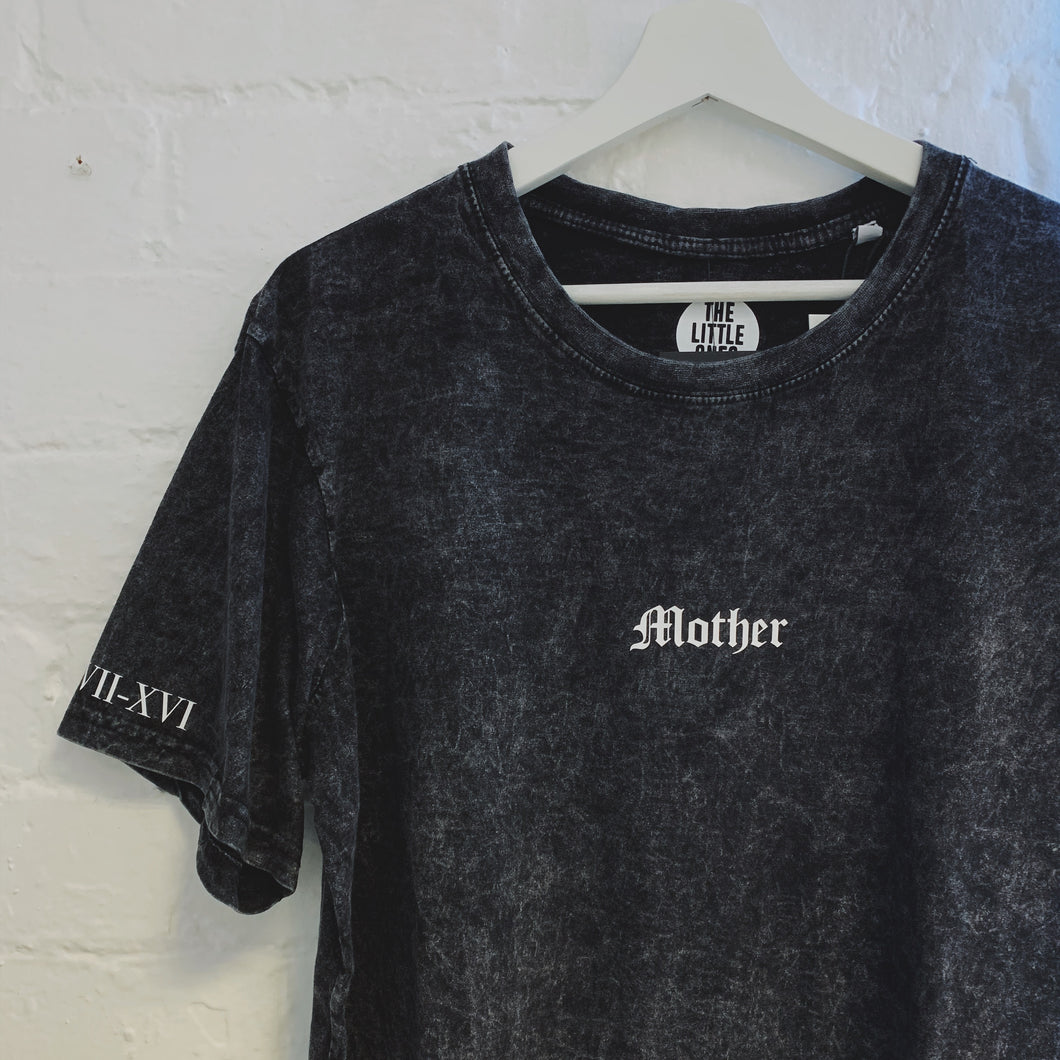Mother/Father Acid Wash Tee