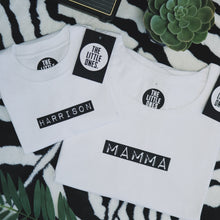 Load image into Gallery viewer, Mamma Label T-Shirt