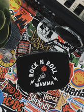 Load image into Gallery viewer, Rock n Roll Mamma Mini Pouch
